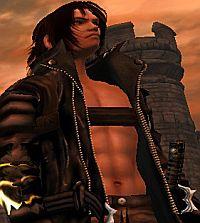 DMC Dante's Clothes – Black Recolor