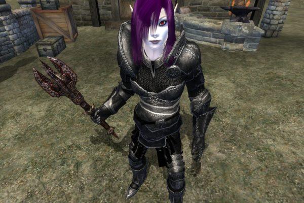 Black Armor Complete