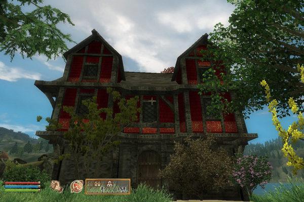 Das Insel Haus