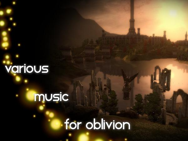 Various Music For Oblivion