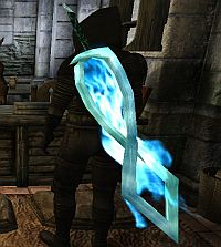 Fierce Deity's Sword Revised