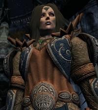 Rüstung der Ehre – weibliche Version