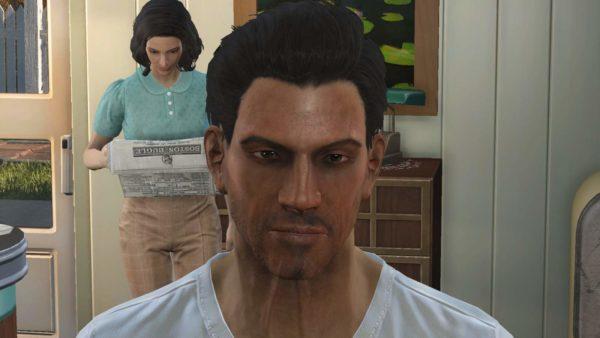 meiner erster Fallout-4-Charakter