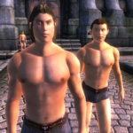 Nahtloser männlicher Körper