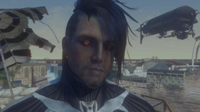 Der neue Look meines ersten Charakters
